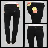 Beli Celana Soft Jeans Pria Strech Hitam Di Dki Jakarta