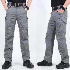 Celana Tactical Blackhawk Military - Grey
