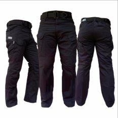 Beli Celana Tactical Blackhawk Outdoor Hitam Yang Bagus