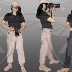 Toko Celana Tactical Blackhawk Panjang Wanita Cewek Cream Terlengkap Di Jawa Barat