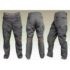 Jual Beli Celana Tactical Blackhawk Pria Panjang Best Quality Product Gray Abu Abu