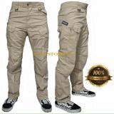 Spesifikasi Celana Tactical Reguler Crem Pria Best Seller Bms Clothing