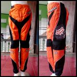 Ulasan Lengkap Celana Trail Cross Adventure Downhill Motocross Fox Orange Size 30
