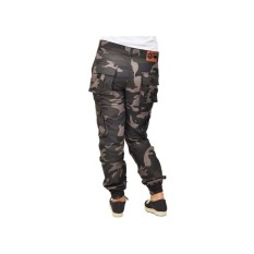 Review Terbaik Celana Wanita Army Pattern Jogger Pants Fashion Wanita Casual Bestseller Iscx305 Army