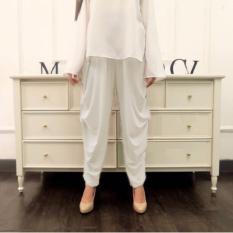 Perbandingan Harga Celana55 Celana Cubyt Celana Wanita Putih Di Indonesia