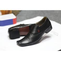 cevany footwear leather shoes man casual formal busines elegan vintage sepatu pantofel kulit asli orginal premium