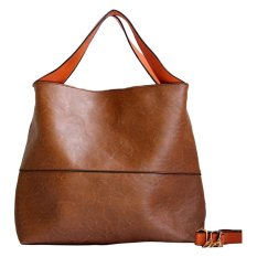 Beli Ceviro Celloz Shoulder Bag Brownstone Terbaru