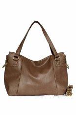 Harga Ceviro Premium Delphy Shoulder Bag Hazel Cokelat Terbaru