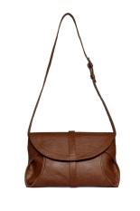 Review Toko Ceviro Vilmond Sling Bag Cokelat Online