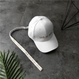 Spesifikasi Topi Baseball Model Sama Logam Catok Tali Topi Model Biasa Hip Hop Kurang Dari Tali Panjang Model Putih Oem