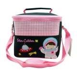 Char Coll Tas Bekal Makan Square Lunch Bag Gratis Bordir Nama Astronaut G*rl Promo Beli 1 Gratis 1
