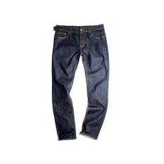 Cheap Monday Gaya Eropa dan Amerika Retro casual Inggris YUPPIE kaki kecil pas badan Warna Asli celana jeans celana panjang pria