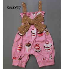 Chiffon Cup Cake Dress - Baju Bayi Baju Anak Dress Anak Dress Murah Dress Bayi Dress Lucu Dress Pesta Dress Newborn Dress Baby Girl - Pink