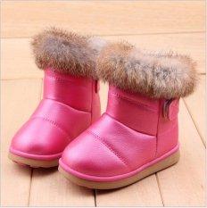 "Sepatu Bot Bandung Photo: ""Perempuan dari Bahan Kulit Dilengkapi Bulu Kelinci"