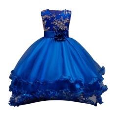 Baju Anak Perempuan Grow Gaun Katun Simply Bunga Dress Size 2 Source · Anak Girls Lengan