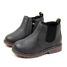 Children Fashion Boys Girls Martin Sneaker Boots KIDS Bayi Kasual Sepatu