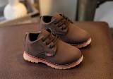 Harga Anak Anak Fashion Boys Girls Martin Sneaker Boots Lace Up Kids Baby Sepatu Kasual Pria Intl Origin