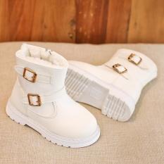 Berapa Harga Anak Anak Fashion Girls Martin Sneaker Musim Dingin Salju Tebal Bayi Sepatu Kasual Pria Intl Di Tiongkok
