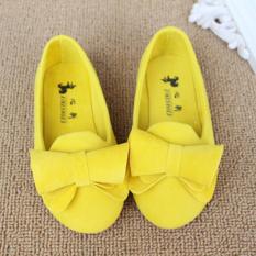 Jual Anak Perempuan Sepatu Datar Sepatu Anak Anak Putri Gadis Gadis Manis Flat Sepatu Ukuran 21 30 Intl Satu Set
