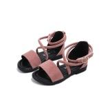 Promo Anak Anak Sepatu Mode Anak Gadis Sandal Anak Balita Bayi Sandal Berkualitas Tinggi Pink Intl Murah