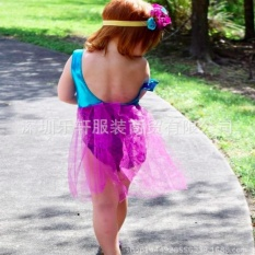 Children's clothing wholesale trade aliexpress Amazon eBay explosion baby swimsuit swimsuit Mermaid children. - intl