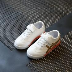 Jual Anak Olahraga Sepatu Sepatu Putih Sepatu Pria Anak Sepatu Anak Perempuan Single Baru Emas Intl Murah Tiongkok