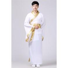 Cina Han Tang Pakaian Kuno Prince Menunjukkan Cosplay Setelan Robe Kostum-Internasional