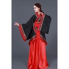 Cina Dinasti Tang Kostum Wanita Ruqun Hanfu Setelan Cosplay Infanta Peri Gaun-Internasional