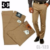 Beli Chino Pants Skiny Type Dc Coffee Online Terpercaya