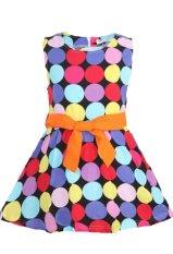 Jual Beli Chloe S Clozette Dress Anak Da 06 Polkadot Multicolour