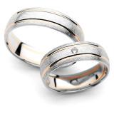 Harga Cincin Kawin American Diamond 219 Silver Online