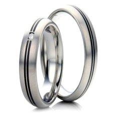 Toko Cincin Pernikahan Asoka Usa Diamond 111 Elegant Silver Rings Jawa Tengah