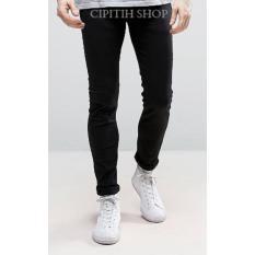 cipitih shop - Celana jeans Skinny Putih Pria / Jeans Skinny Pria / Jeans Strecht Skinny Pria 2019 / Jeans Slim Fit Pria Terbaru