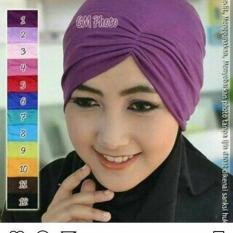 Ciput Antem Kerut Risty Tagor Hijab Jilbab Kerudung