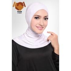Ciput Hijab Inner Antem Sleting - Off White