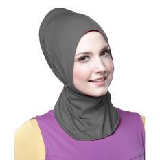 Ciput Zoya - Ciput Aziziyah warna Grey