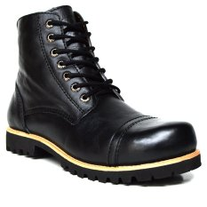 Diskon Circle Boot Safety Legion Hitam Circle
