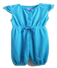 Circo Jumpsuit Girl Blue 1