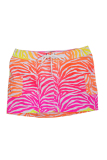 Jual City B Ch Lady Swimming Skirt Oranye Pink City B Ch Asli