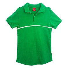 City B Ch Men Polo Shirt Hijau Asli