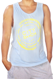 Harga City B Ch Men Singlet Soft Biru Cyan