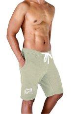 Jual City B Ch Short Pant Gym Abu Abu Branded