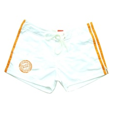 Jual City B Ch Swimming Trunk Star Putih Orange Murah Di Bali