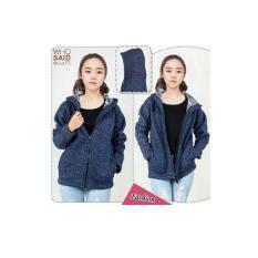 Spesifikasi Cj Collection Atasan Jaket Outwear Wanita Jumbo Desi