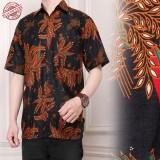 Spesifikasi Cj Collection Atasan Kemeja Batik Pria Jumbo Shirt Max Lengkap