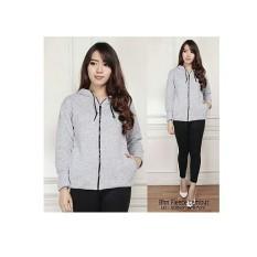 Toko Cj Collection Atasan Outwear Jaket Wanita Jumbo Jacket Jani Banten