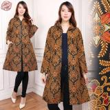 Spesifikasi Cj Collection Blazer 2In1 Batik Dress Maxi Pandek Atasan Blouse Long Tunik Kemeja Wanita Jumbo Shirt Mini Dress Davina M Xl Blazer Terbaru