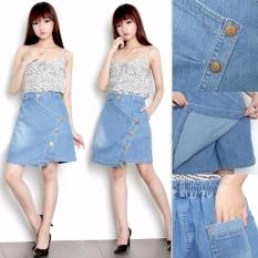 Promo Cj Collection Celana Jeans Pendek Hotpant Wanita Jumbo Short Pant Lucinda Celana