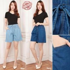 Promo Toko Cj Collection Celana Jeans Pendek Hotpant Wanita Jumbo Short Pant Michila