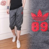 Beli Cj Collection Celana Joger Pendek Pria Jumbo Short Pant Adam Abu Tua Banten